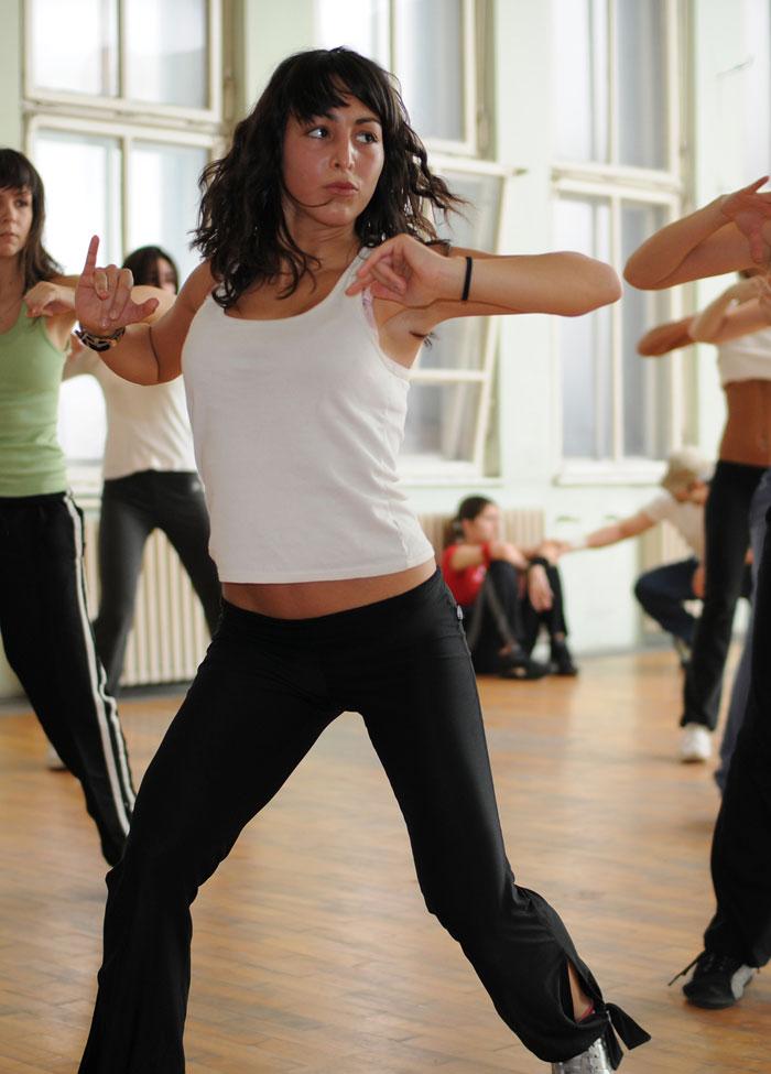 Dance Fitness for Women